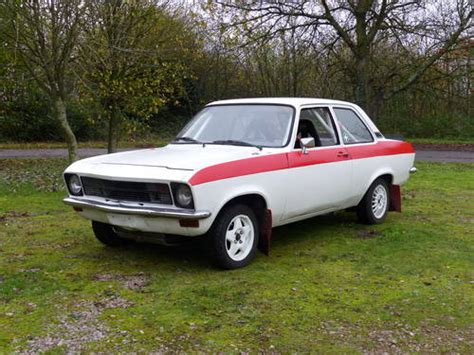 Opel Car For Sale by 1972 Opel Ascona A Historic Rally Car Project For Sale