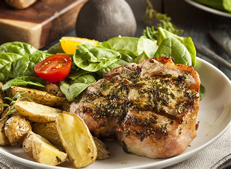 You can also use loin chops because they are leaner than center cut chops. Organic Center Cut Boneless Pork Chops