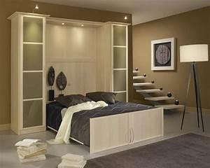 Lit Dans Armoire : meubles jacquelin extrait du catalogue 10 photos ~ Premium-room.com Idées de Décoration