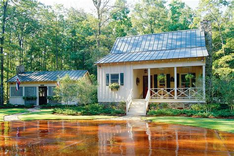 Southern Living House Plans Garden Cottage Best House