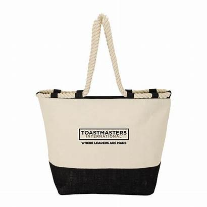 Tote Canvas Bag Double Toastmasters Meetings Gifts