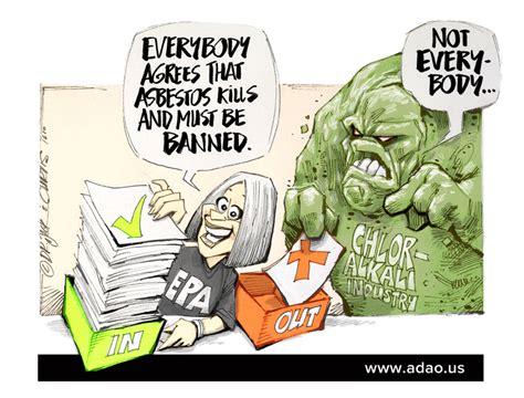 adaos political cartoon trilogy epa