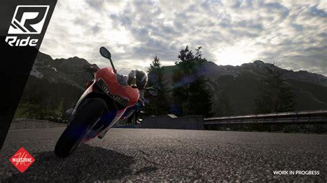Bandai Namco To Publish Motorcycle Racing Game Ride