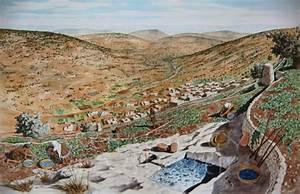 Nazareth  Israel  1st Century Ad  U2013 Archaeology Illustrated