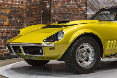 Baldwin Chevrolet by 1969 Chevrolet Corvette Baldwin Motion Phase Iii Gt