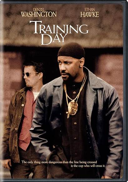 Training Dvd 2001 Covers Poster Movies Denzel