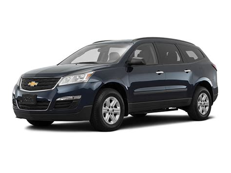 2017 Chevrolet Traverse Kelley Blue Book  2017 2018