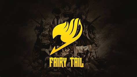 fairy tail logo wallpaper  images