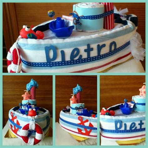 Diy Fishing Boat Diaper Cake by Best 25 Boat Diaper Cake Ideas On Pinterest Nautical
