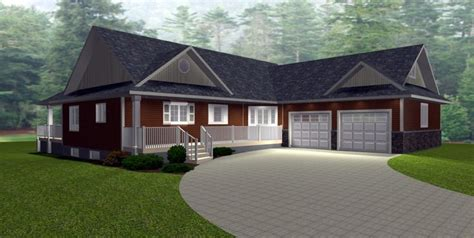image result  add courtyard garage  ranch ranch style house plans ranch style homes