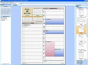 calendar printing assistant for outlook 2007 free download With outlook calendar printing assistant templates