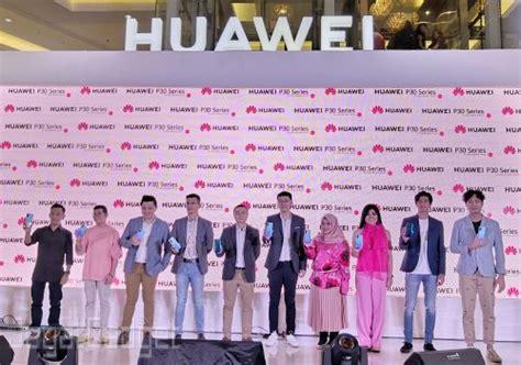 penjualan perdana huawei p series lebih laris