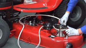 How To Replace Drive Belt On Craftsman Lawn Mower   Step