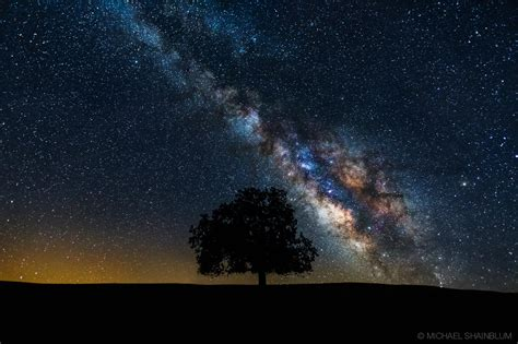 Why Are Many Milky Way Shots Different Colors