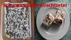 Schwarzwälder Kirschtorte Blech : schnelle schwarzw lder kirschtorte vom blech youtube ~ Frokenaadalensverden.com Haus und Dekorationen