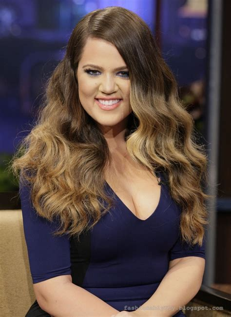 Hair Envy: Khloe Kardashian - Fashionably Fly