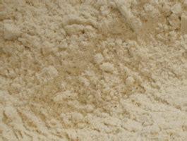 guar gum cassia gum powder splits guar meal