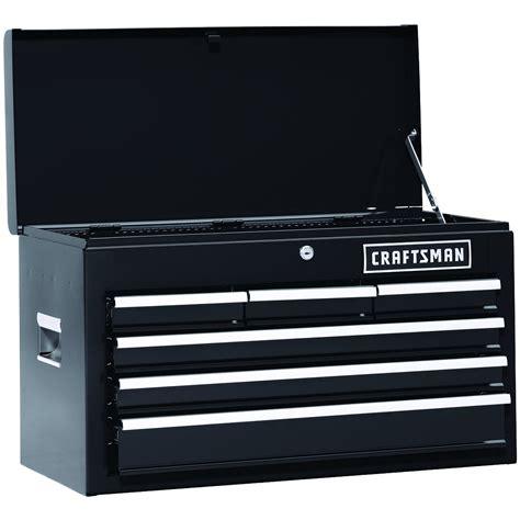 Tool Box Dresser Black by Craftsman 113835 26 In 6 Drawer Heavy Duty