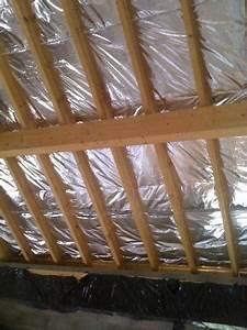 Isolant Mince Sous Toiture : isolation toiture thermo reflexion ~ Edinachiropracticcenter.com Idées de Décoration
