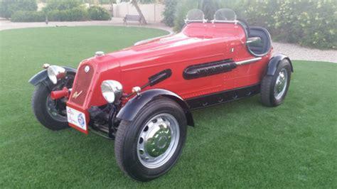 1931 Alfa Romeo Kit Car by 1931 Alfa Romeo P 2 Monoposto Roadster Amazing Replica