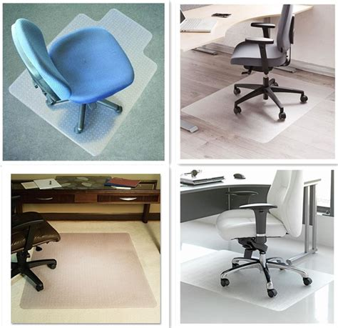 office furniture desk mat rugs with spike for tile floor