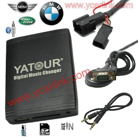 mini usb bluetooth bm4h for 16 9 navigation bmw models usb sd aux car