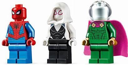 Lego Venom Marvel Mech Super Spider Heroes