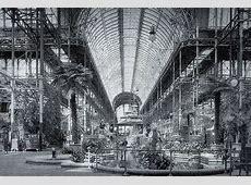 Kristallpalast London Architkt War Joseph Pacton 1803 1865