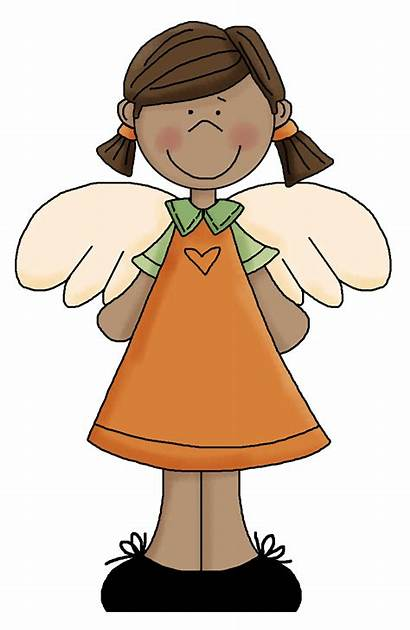 Angels Among Clip Angel Clipart Sunday Children