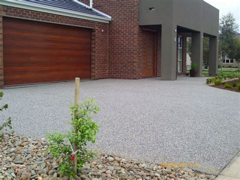 exposed aggregate why is it so popular in australia