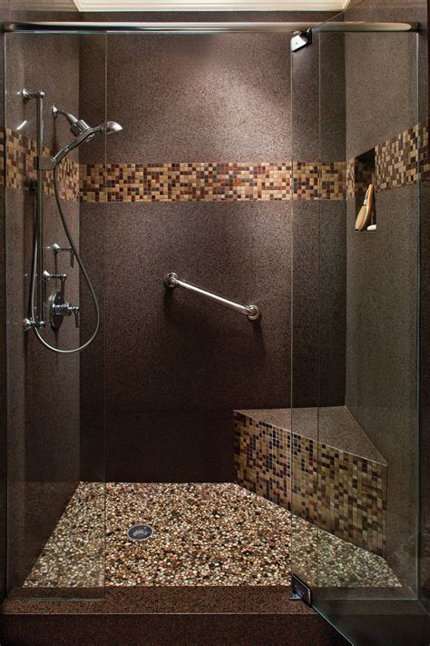 Badezimmer Dusche Ideen by Bathroom Cozy Bathroom Shower Tile Ideas For Best