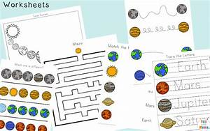 Solar System Printable Pack - Fun with Mama