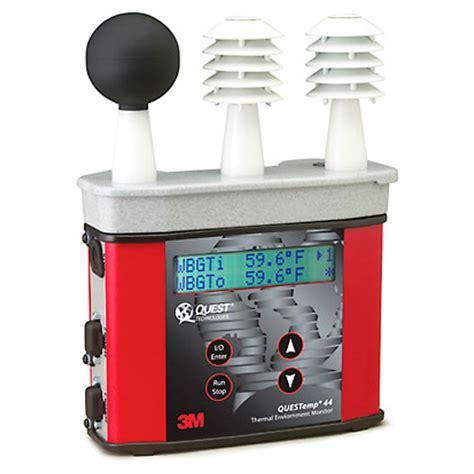 3M QUESTemp Heat Stress Monitor