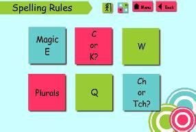 spelling rules game  teaches spelling rules
