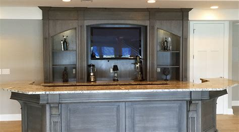 Residential Bars by Residential Bar Woodworknj