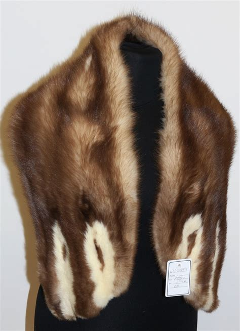 foto de Buy Fur Stole stone marten sable as online at Your Furs