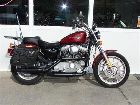 2001 Harley-davidson® Xl1200s Sportster® 1200 Sport