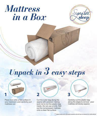 dhp signature sleep memoir  memory foam mattress