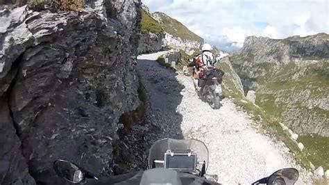 ligurische grenzkammstrasse lgks mit dem motorrad youtube