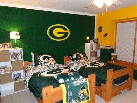 packers decor green bay packers bedroom home packers