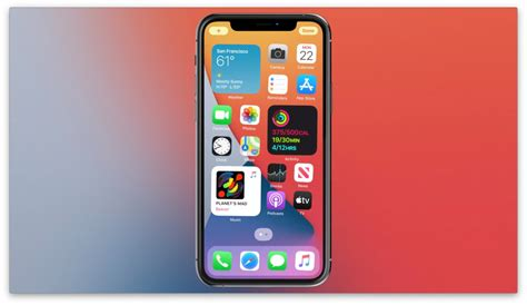 Apple unveils iOS 14 with new home screen design widgets