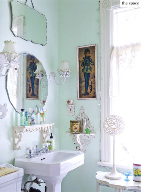 Mirrors For Small Bathrooms by Bathroom Bliss By Rotator Rod Small Bathroom Chic