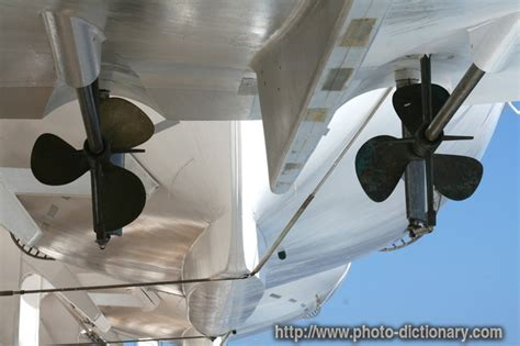 Boat Propeller Definition boat propeller photo picture definition at photo