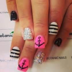 Summer acrylic nails nail designs