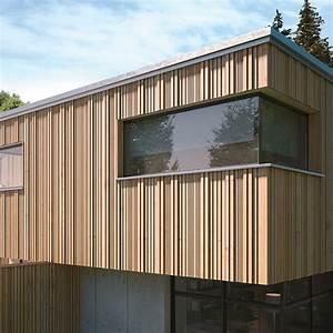 Hausdach Neu Decken Kosten : holzschalung fassade fassaden zimmerei t ludwik ~ Michelbontemps.com Haus und Dekorationen