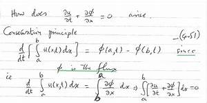 multivariable calculus - Partial Differential Equation ...