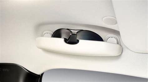 volvo eye glass holder blond eye glass holder