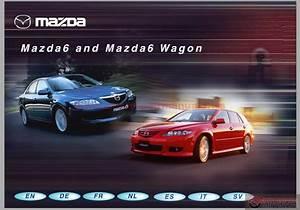 Keygen Autorepairmanuals Ws  Mazda 6 Full Workshop Manual Inc Engine Manual