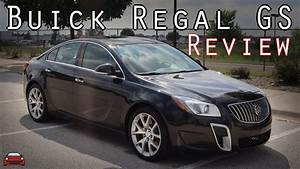 2013 Buick Regal Gs  6 Speed Manual  Review