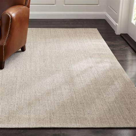 sisal linen rug crate  barrel
